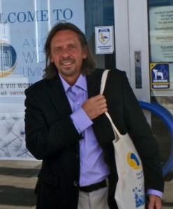 Jean-Pierre Simoneau, directeur des opérations de la Chaire