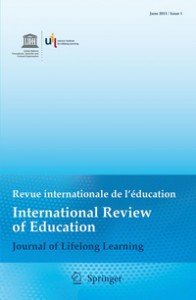 Revue internationale education